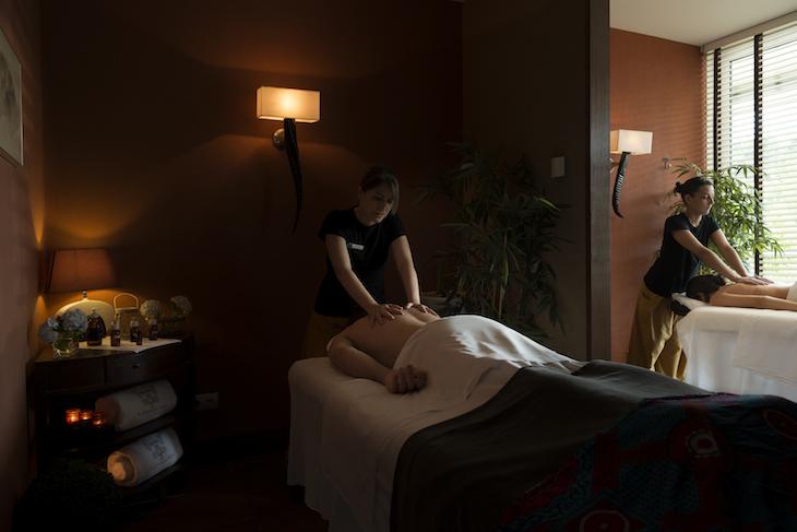 Masaje Doble SPA Hotel **** A Quinta da Auga