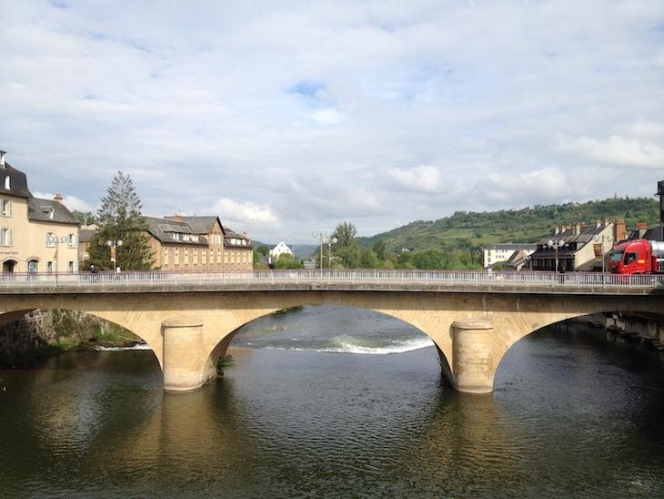 Espalion, Aveyron, França © Viaje Comigo