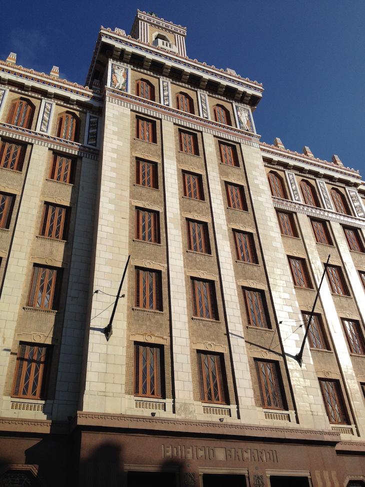 Edificio Bacardi, Havana