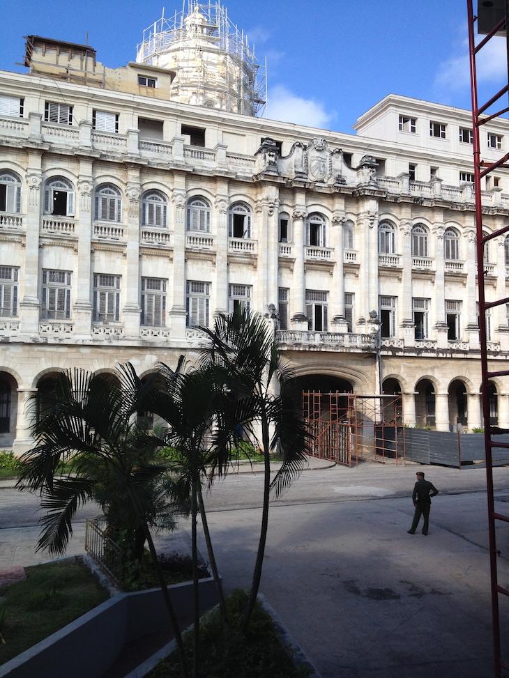 Museu Revolução, Cuba