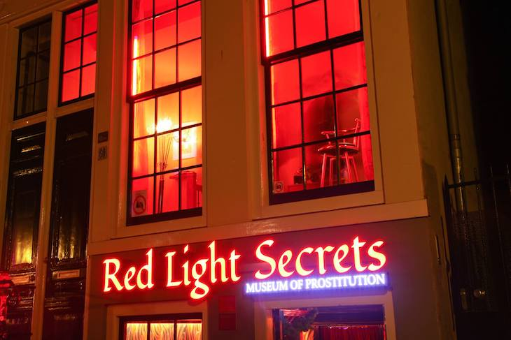 Red Light Secrets, Museu Amesterdão