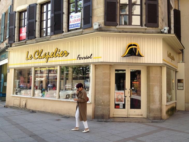 Lojas de Rodez