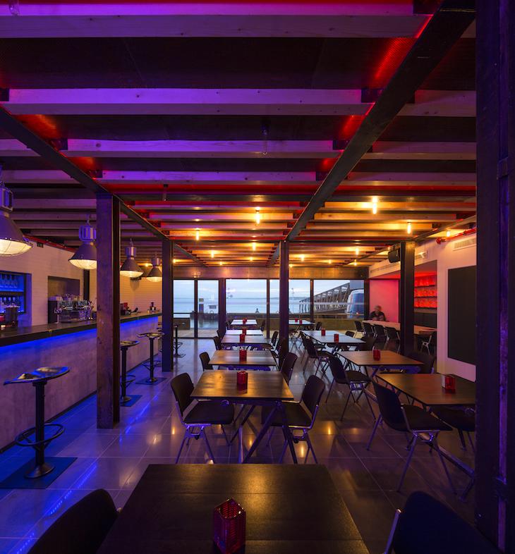Station - bar, club e restaurante em Lisboa