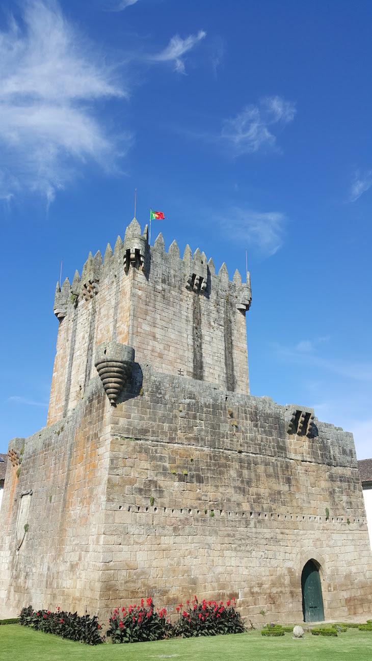 Castelo e Torre de Menagem de Chaves © Viaje Comigo