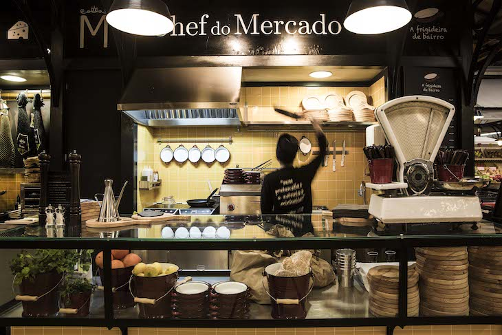 Chef do Mercado (de Campo de Ourique)