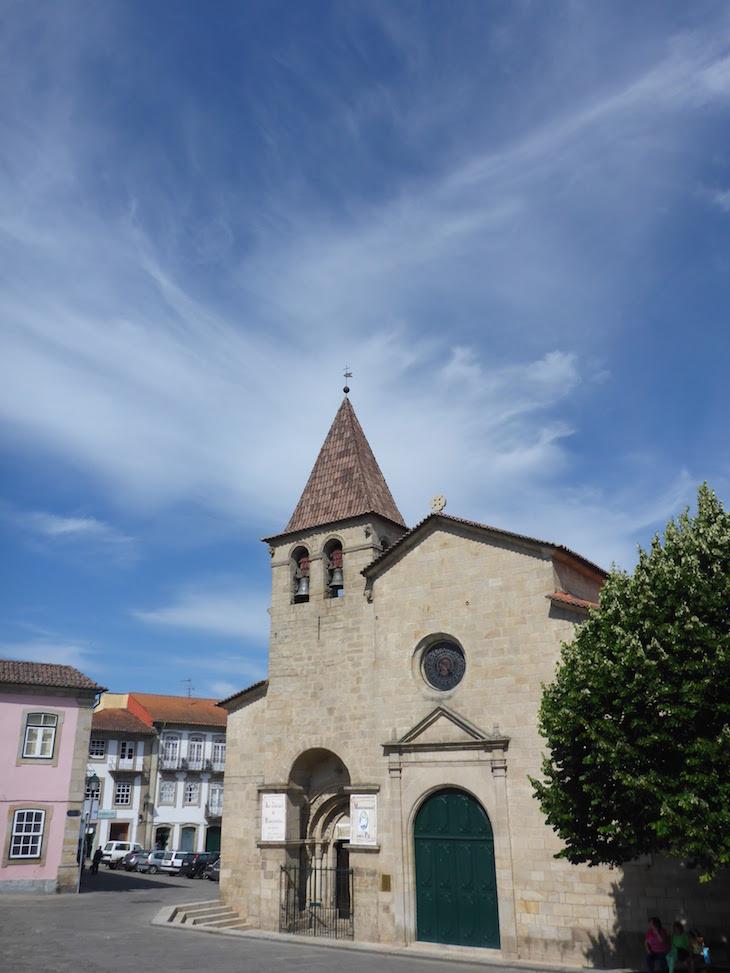 Igreja Matriz de Chaves - Santa Maria Maior © Viaje Comigo