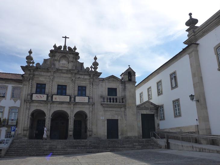 Igreja da Misericórdia de Chaves © Viaje Comigo