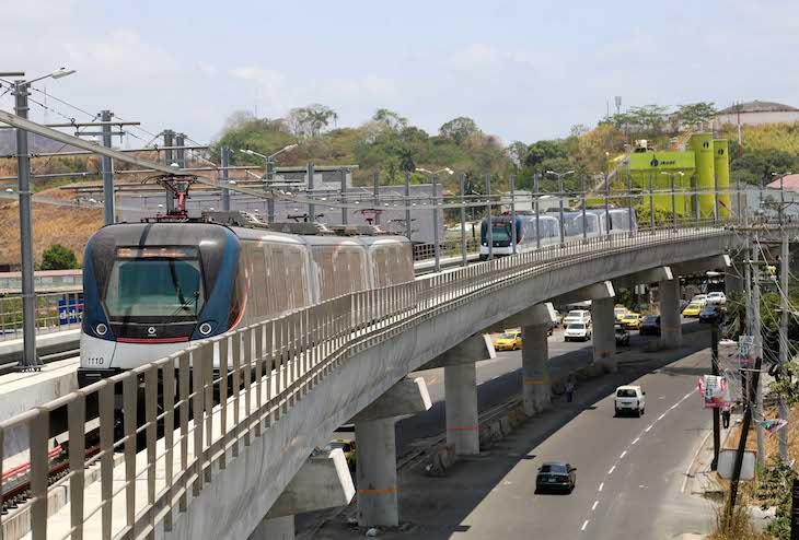 Metro da Cidade do Panamá