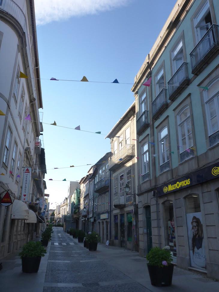 Rua Direita, Chaves © Viaje Comigo