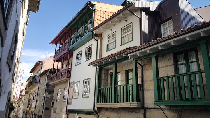 Varandas das casas de Chaves © Viaje Comigo
