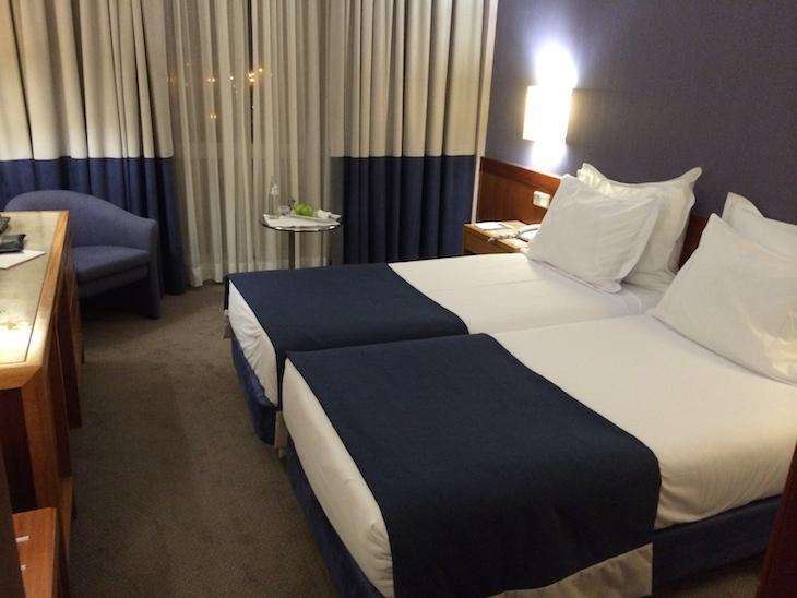 Quarto Hotel Eva, Faro, Algarve © Viaje Comigo