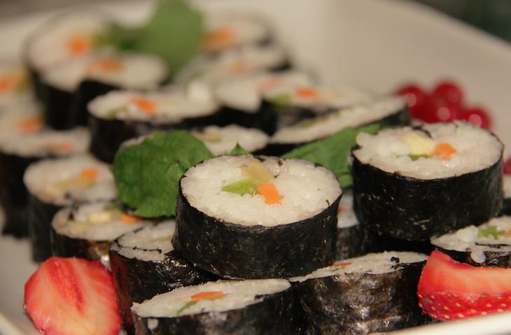 Sushi na Cultura dos Sabores - © DR
