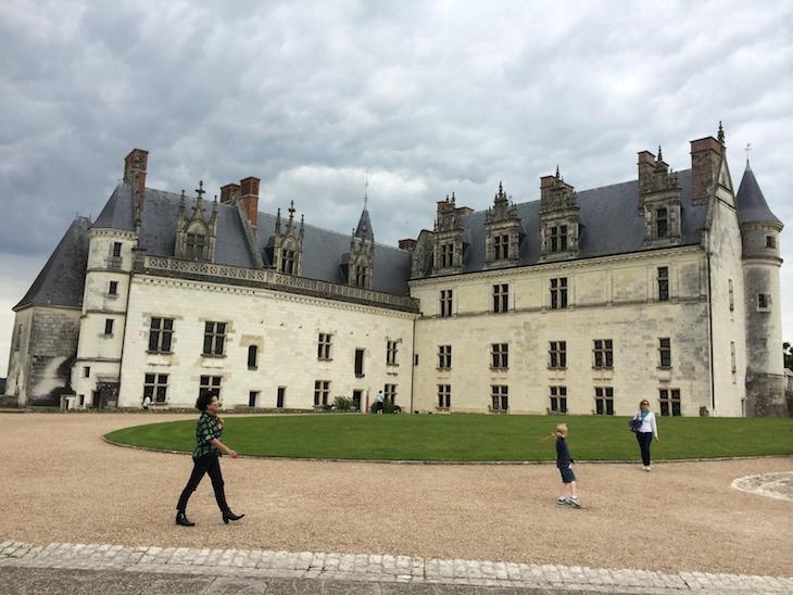 Castelo de Amboise, França