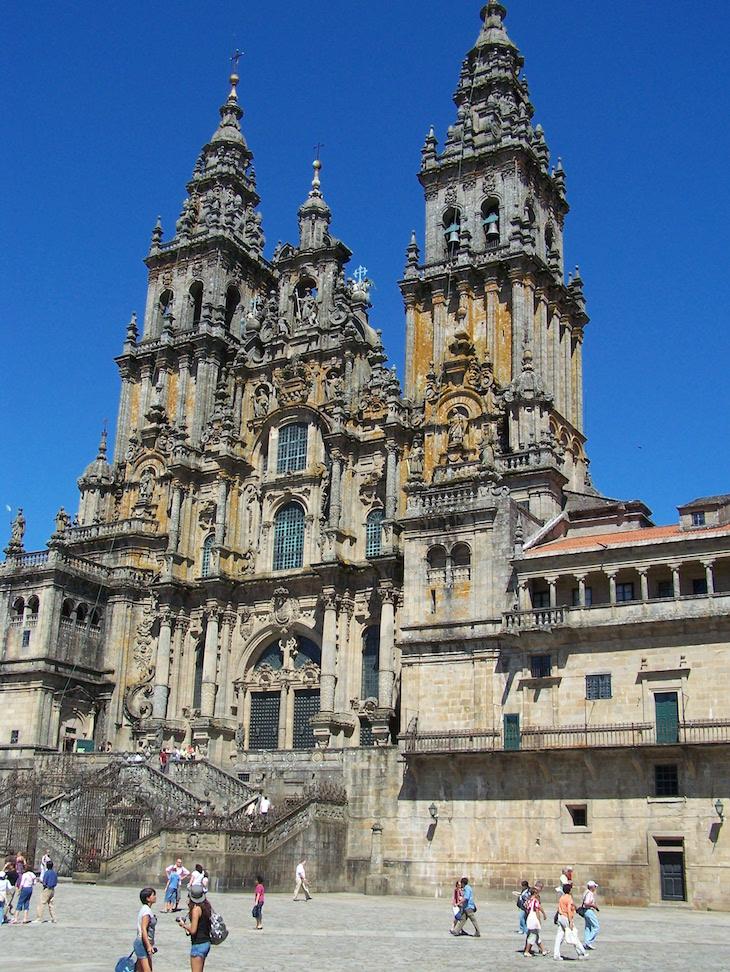 Catedral de Santiago de Compostela© Viaje Comigo