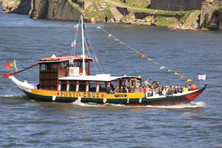 Barco S. João Tomaz do Douro