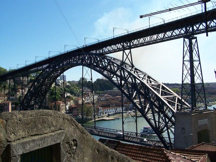 Ponte Luís I, Cidade do Porto © Viaje Comigo