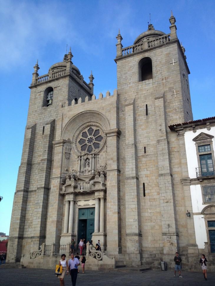 Sé Catedral do Porto © Viaje Comigo