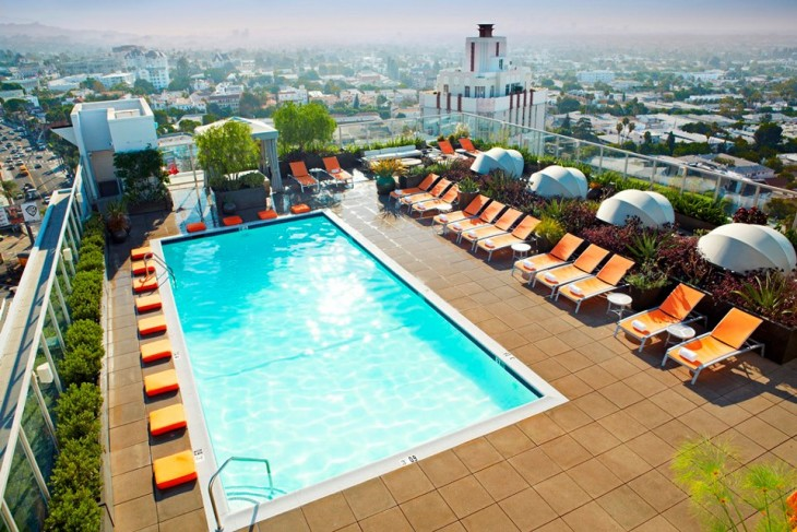 Andaz West Hollywood, Los Angeles