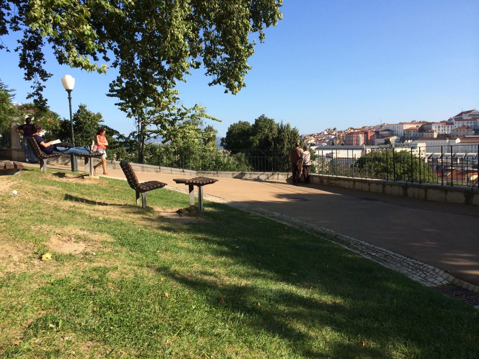 Jardim do Torel © Viaje Comigo