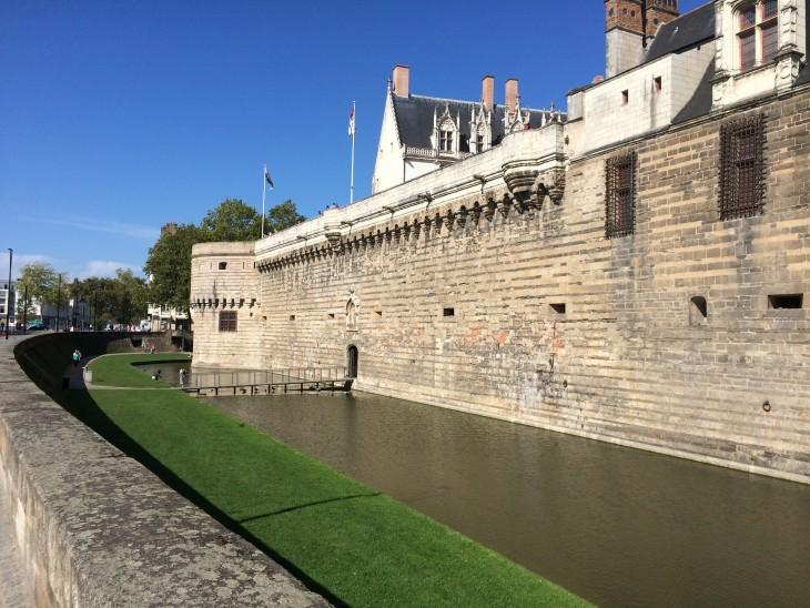 Castelo dos Duques de Bretanha, Nantes