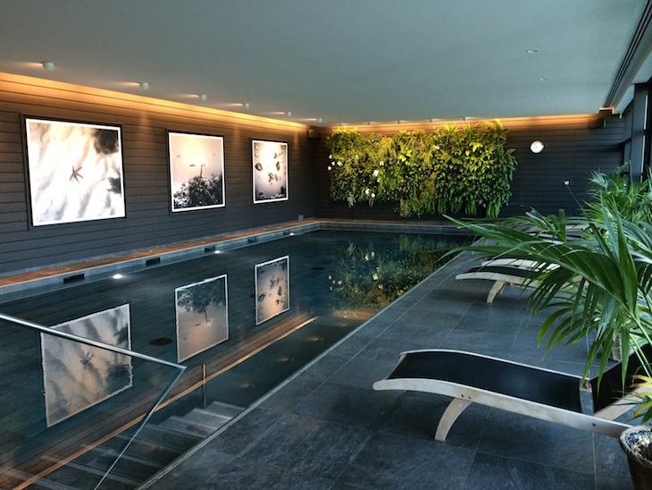 Eco-hotel Spa Yves Rocher