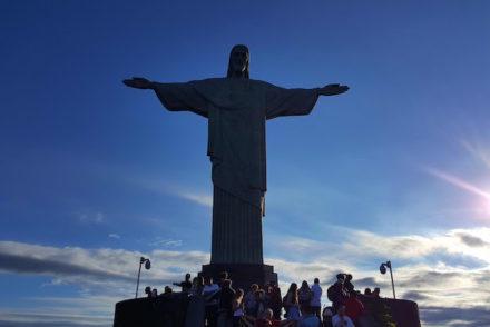 Foto Cristo Redentor, Rio de Janeiro, Brasil © Viaje Comigo