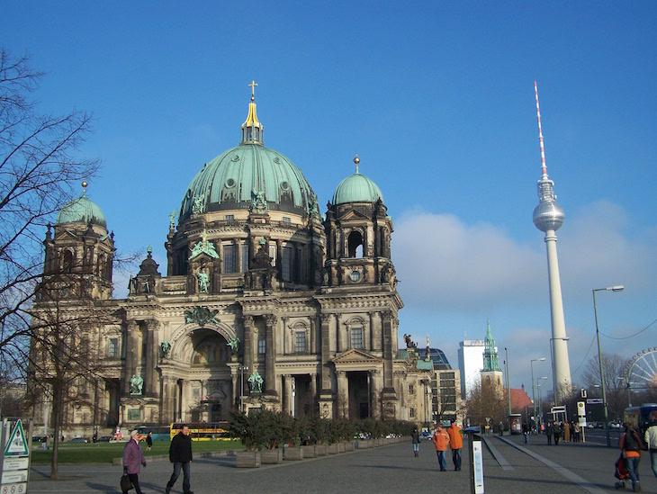 Berlim, torre de TV