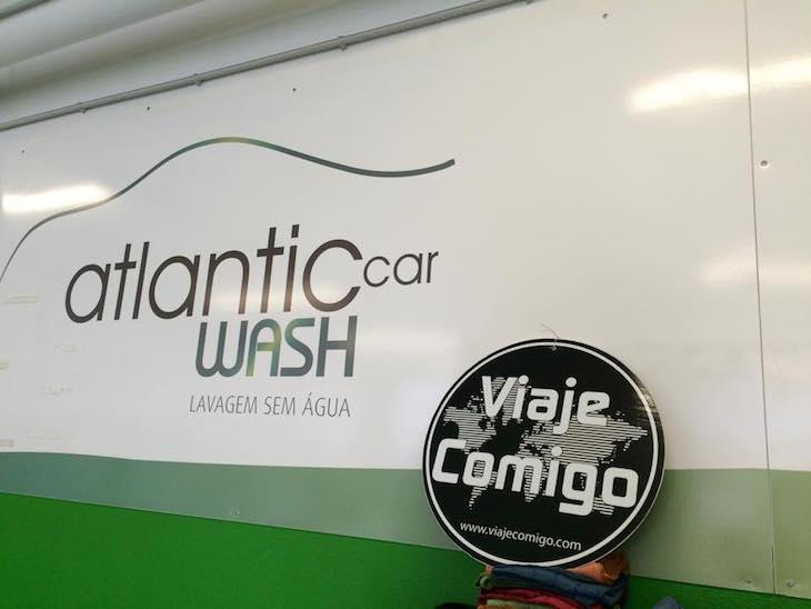 Viaje Comigo Atlantic Car Wash