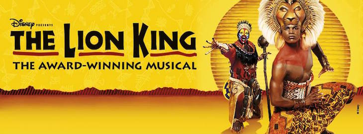 Lion King- Direitos Reservados Lion King Londres