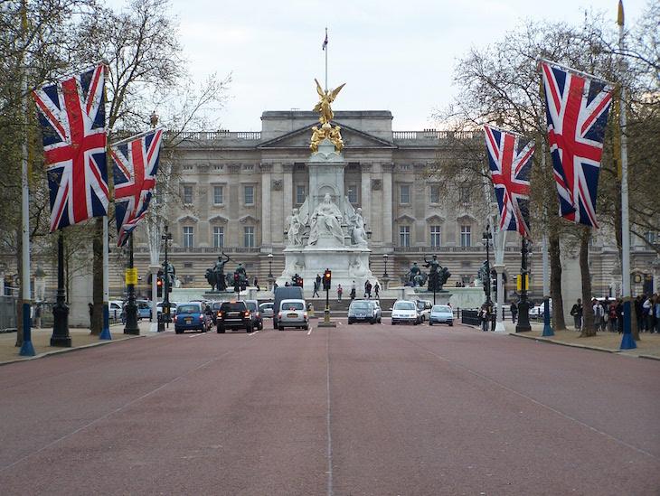 Palácio de Buckingham, Londres