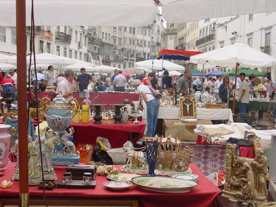 Feira de Velharias Coimbra
