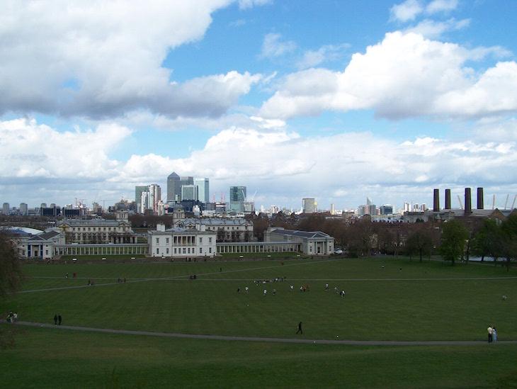 Greenwich, Londres © Viaje Comigo