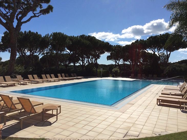 Piscina no Pine Cliffs Resort, Sheraton Algarve
