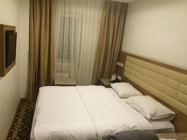Hotel The City em Istambul Turquia ©Viaje Comigo
