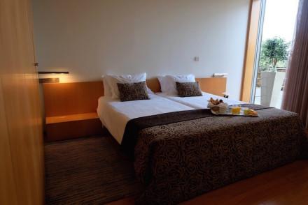 Quarto do Axis Ponte de Lima Golf Resort Hotel - DR