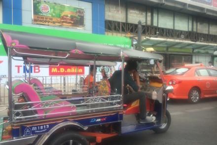 Tuk Tuk, Tailândia @ Viaje Comigo