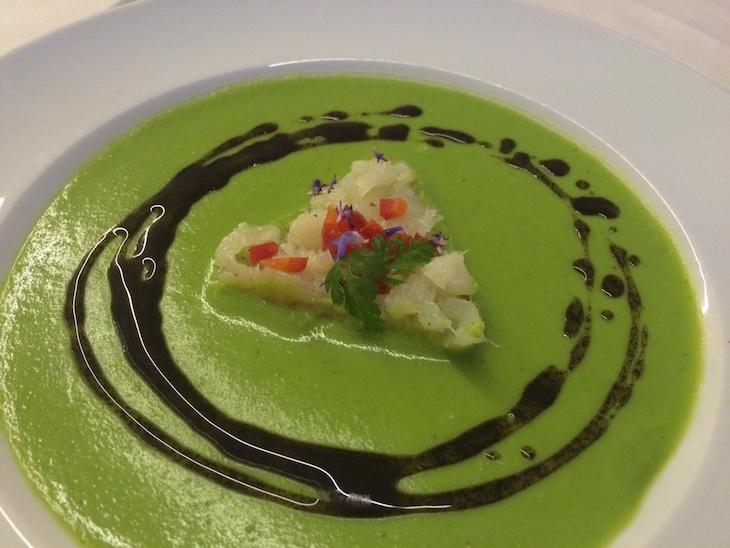 Restaurante Areia © Viaje Comigo