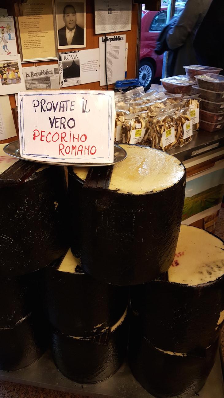 Antica Caciara, Trastevere Food Tour,Roma © Viaje Comigo