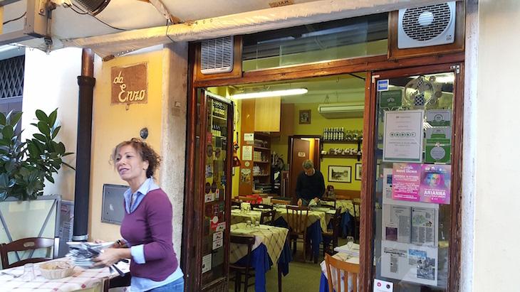 Enzo, Trastevere Food Tour,Roma © Viaje Comigo