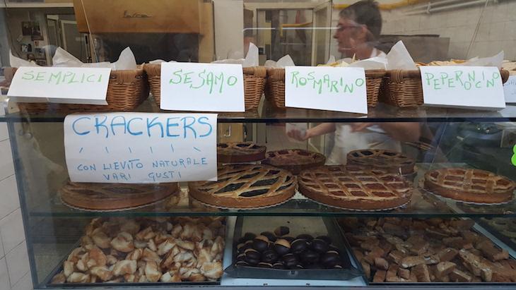 Montra Innocenti, Trastevere Food Tour,Roma © Viaje Comigo