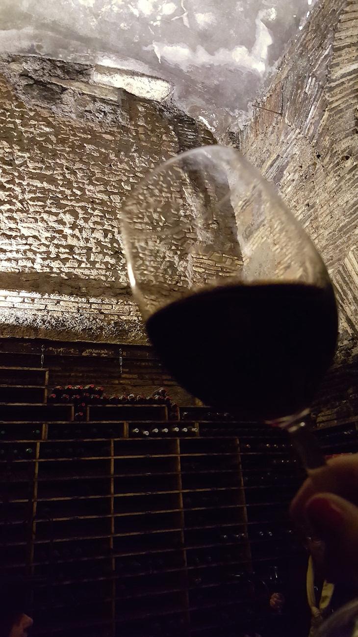 Prova de vinho no Spirito di Vino, Trastevere Food Tour,Roma © Viaje Comigo