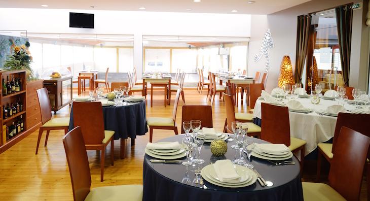 Sala do Restaurante Picadeiro, Ponte de Lima