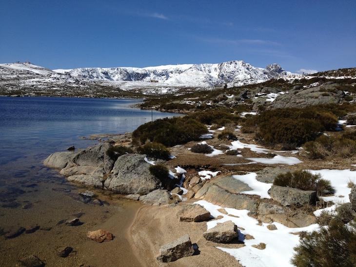 Serra da Estrela no inverno © Viaje Comigo