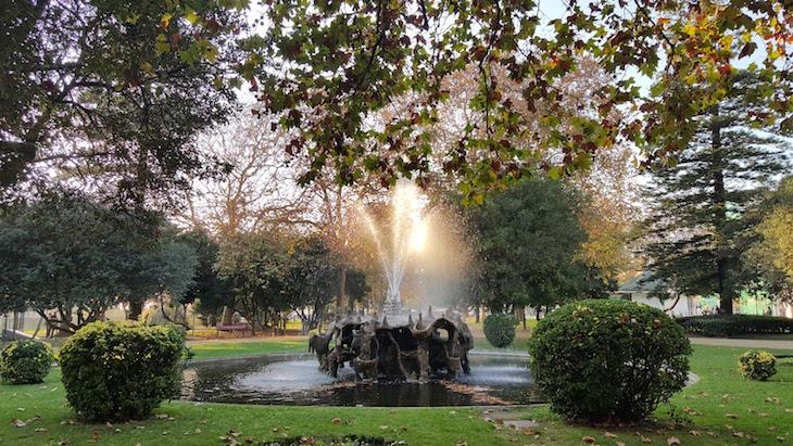 Jardim do Passeio Alegre © Viaje Comigo