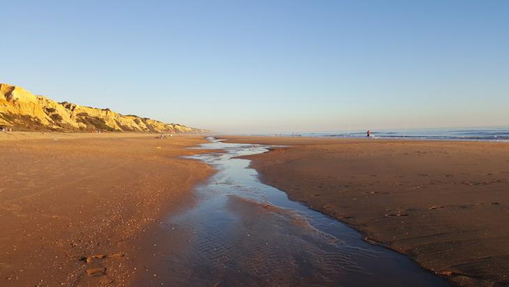 Playa del Parador, Huelva © Viaje Comigo