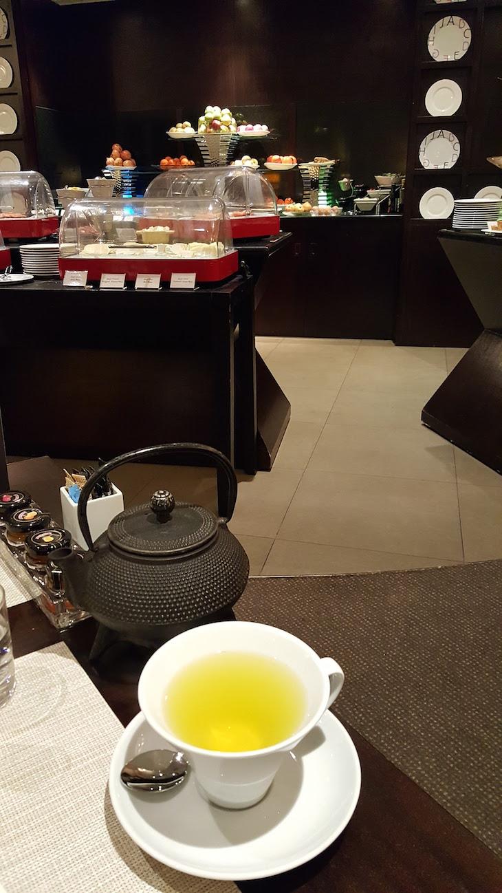 Chá no Hotel Sofitel Lisbon Liberdade © Viaje Comigo