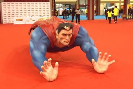 Comic Con Portugal 2015, Super-Homem © Viaje Comigo