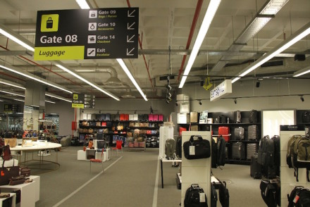 Loja Terminal no Porto - DR