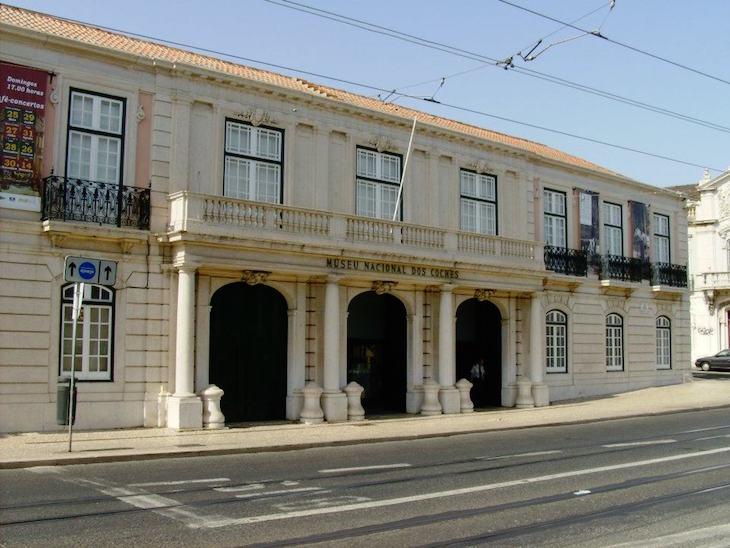 Museu Nacional dos Coches - Direitos Reservados