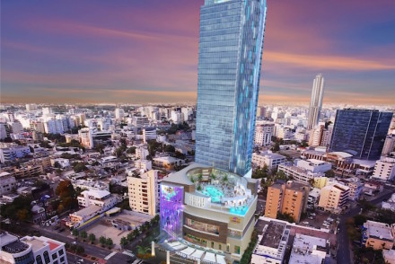 Futuro Hard Rock Santo Domingo (PRNewsFoto/Hard Rock International)